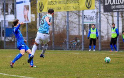 0:1-Niederlage und zwei Platzverweise in Wiedenbrück