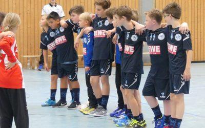 Kreisklasse, 1. Spieltag VFL Aplerbecker Mark – ASC 09 9:18 (4:10)