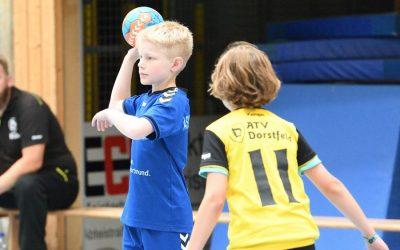 Kreisklasse, 1. Spieltag: DJK Oespel Kley 2 – ASC 09 17:8 (9:2)