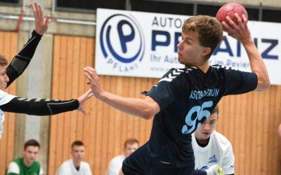 Oberliga, 4. Spieltag: HSV Minden-Nord – ASC 09 40:28 (20:11)
