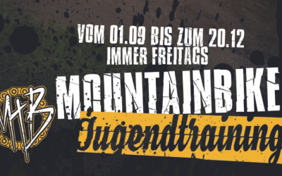 Mountainbike Jugendtraining im Bikepark Aplerbeck