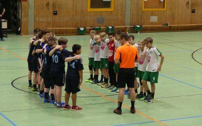 Stadtmeisterschaften Vorrunde m-D Jugend