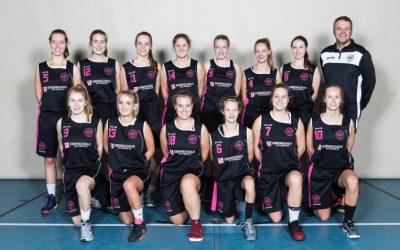 Basketball Bezirksliga-Damen des ASC beenden Saison auf einem starken 3. Platz!