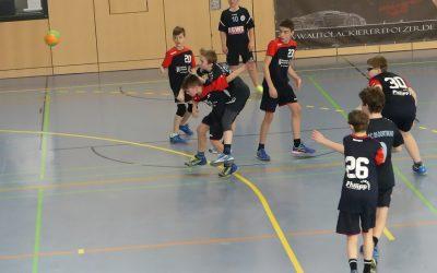 Kreisklasse, 13. Spieltag JSG Brechten / Lünen 2 – ASC 09 11 : 16 (8:9)