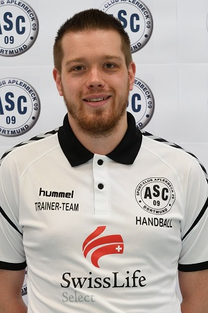 Co-Trainer Alexander Leupold