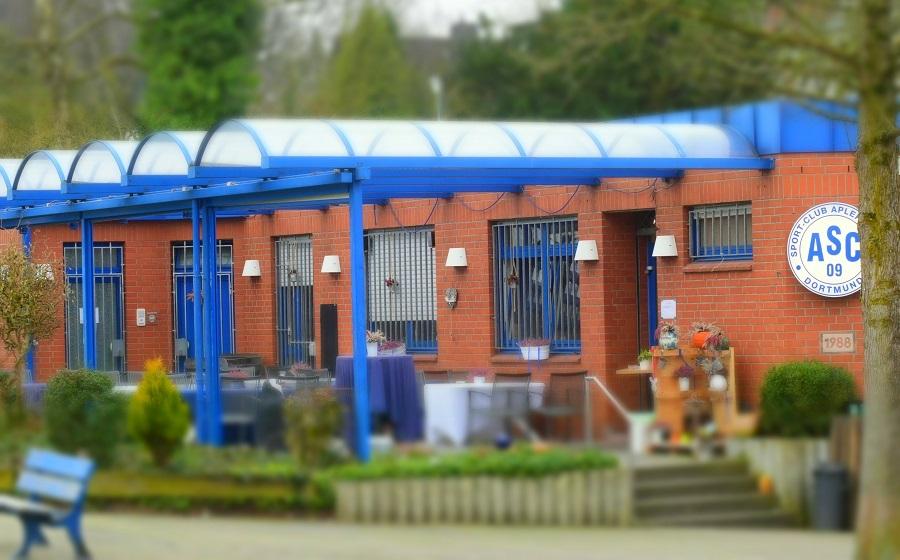 ASC 09 Vereinsheim
