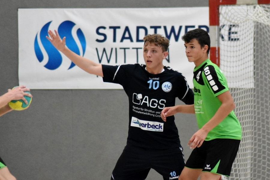 17. Spieltag: HSG Lüdenscheid – ASC 09 27:32 (10:17)