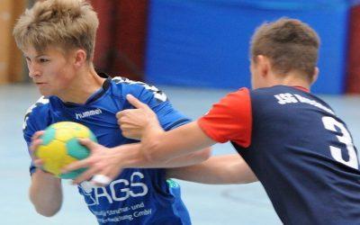 2. Spieltag: ASC 09 – SG Schalksmühle-Halver Juniors 21:27 (8:14)