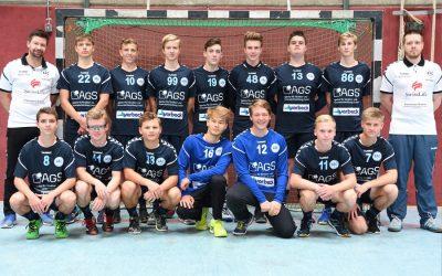 1. Spieltag: TuS Bommern – ASC 09 22:22 (14:10)