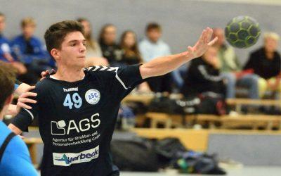 7. Spieltag: ASC 09 – HSV 81 Hemer 28:32 (15:17)