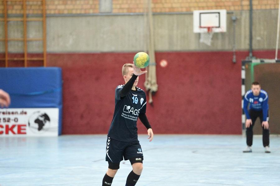 1. Kreisklasse, 12. Spieltag: ASC 09 – ATV Dorstfeld 2 35:19 (18:11)