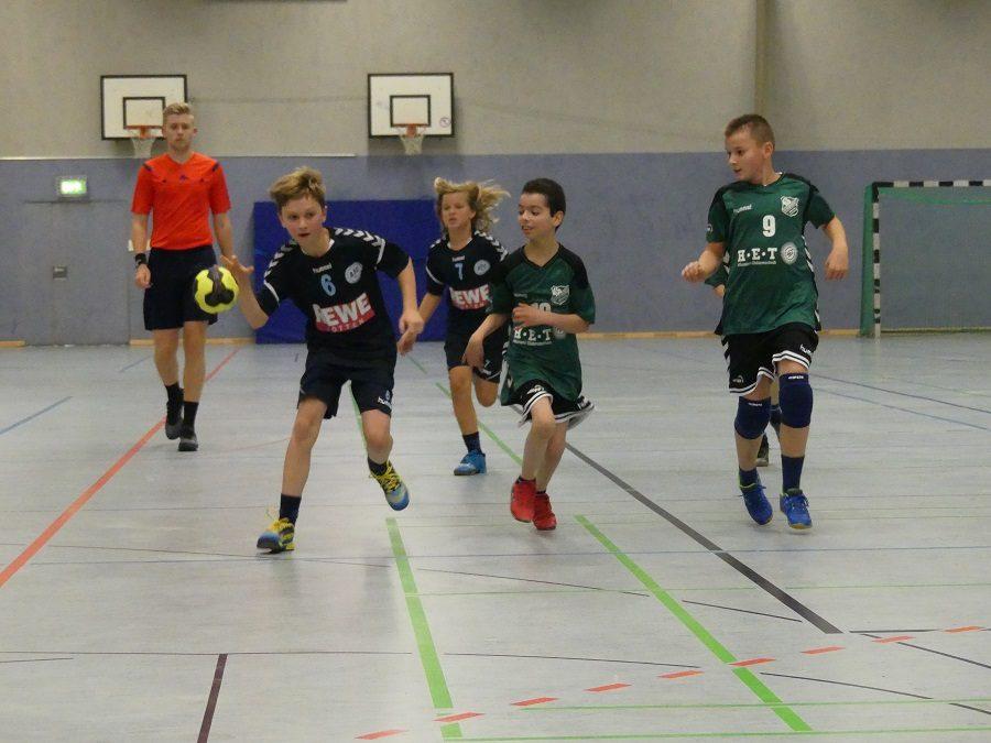 Kreisklasse, 12. Spieltag: ASC 09 – TUS Scharnhorst 19 : 11 (8 : 6)