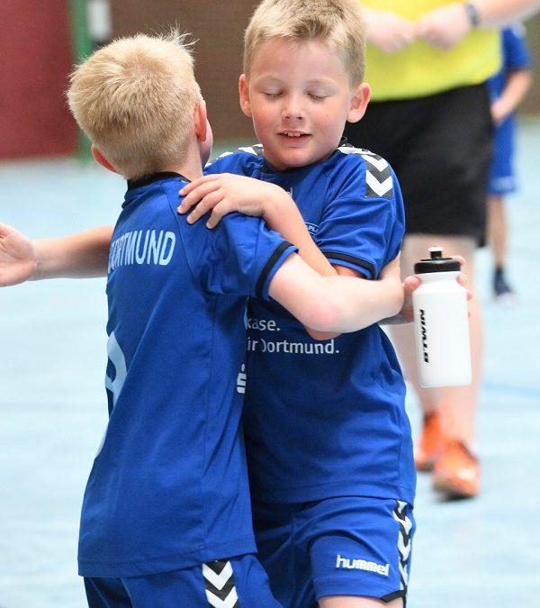 Kreisklasse Platzierungsrunde, 1. Spieltag: ASC 09 – DJK Oespel 2 13:5 (6:1)