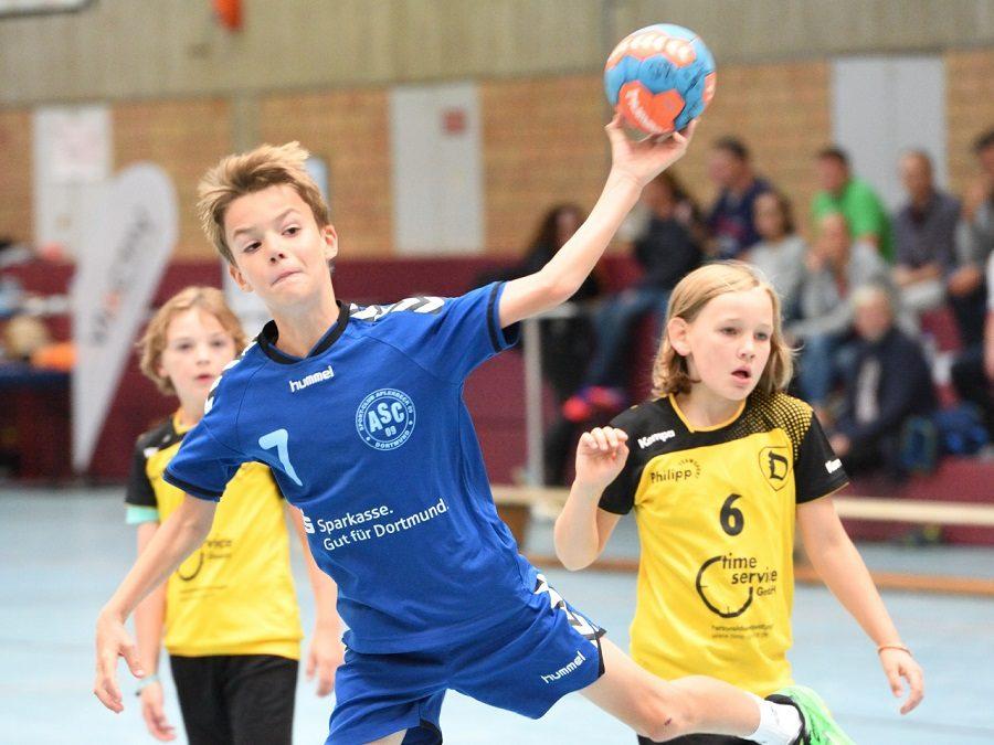 Kreisklasse Vorrunde, 3. Spieltag: ASC 09 – TV Mengede 10:5 (6:3)