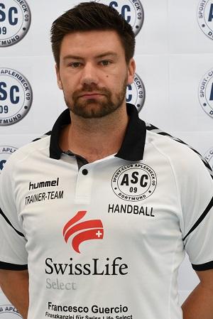 Trainer Marc Bradtke