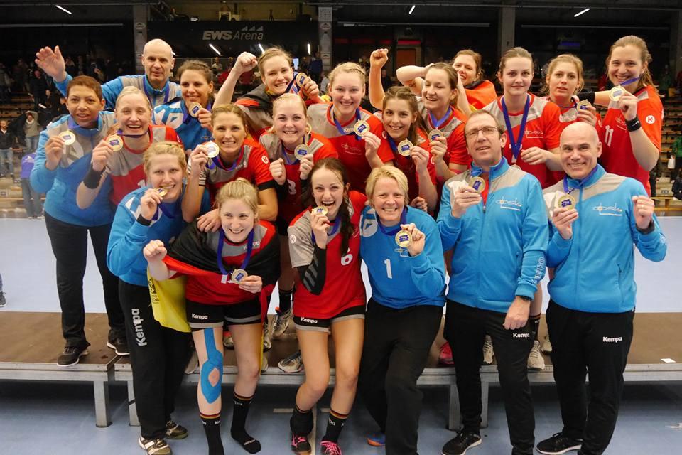 EM-Gold für Annika Kriwat: Wir haben eine Europameisterin!