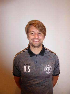 Co-Trainer David Steindor
