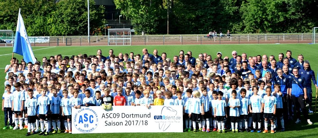 Bitte Termin vormerken – Saisoneröffnung aller Juniorenteams am 02.09.2018