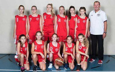 ASC-Mädchen am Saisonschluss unter den besten 10 in NRW