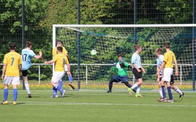 16:1-Kantersieg gegen Gahmen: A-Junioren erobern die Spitze