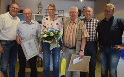 ASC 09 ehrt langjährige Mitglieder