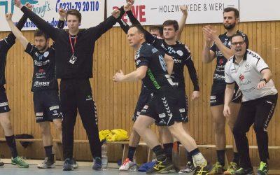 19. Spieltag: DJK Coesfeld – ASC 09 28:33 (14:18)