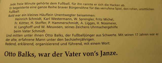 Als roh, unsittlich und verrufen galt der Fußball, den unsere Gründer so liebten.