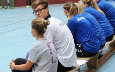 ASC 09 betreut Schnupperwoche an der Eichwald-Grundschule