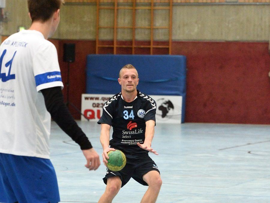 1. Kreisklasse, 15. Spieltag: ASC 09 -TuS Bommern III 31:11 (14:5)