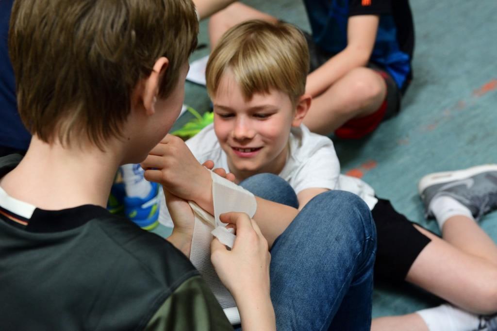 VIACTIV Erste Hilfe für Kids