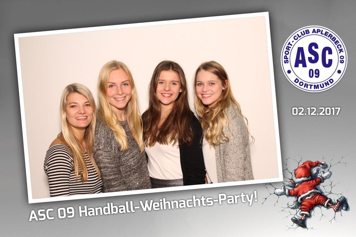 Handball Weihnachtsfeier 2017-10