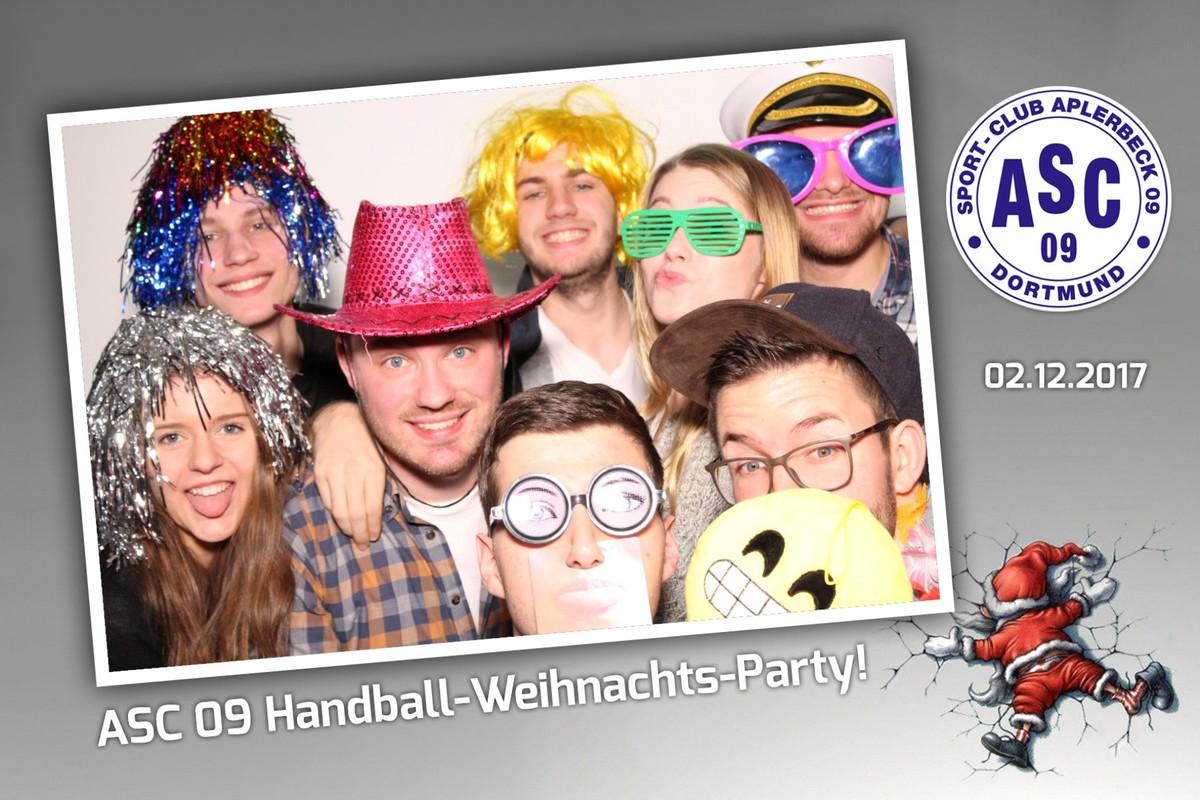 Handball Weihnachtsfeier 2017-13