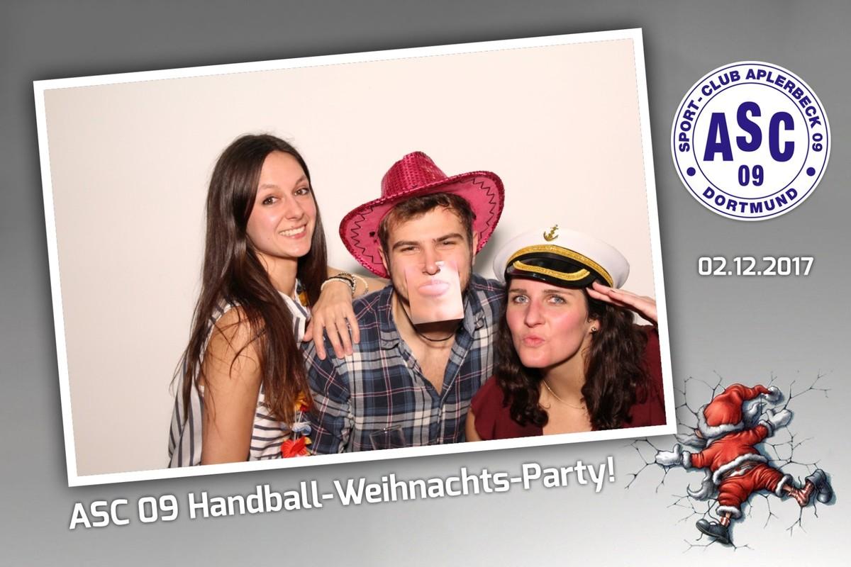 Handball Weihnachtsfeier 2017-14