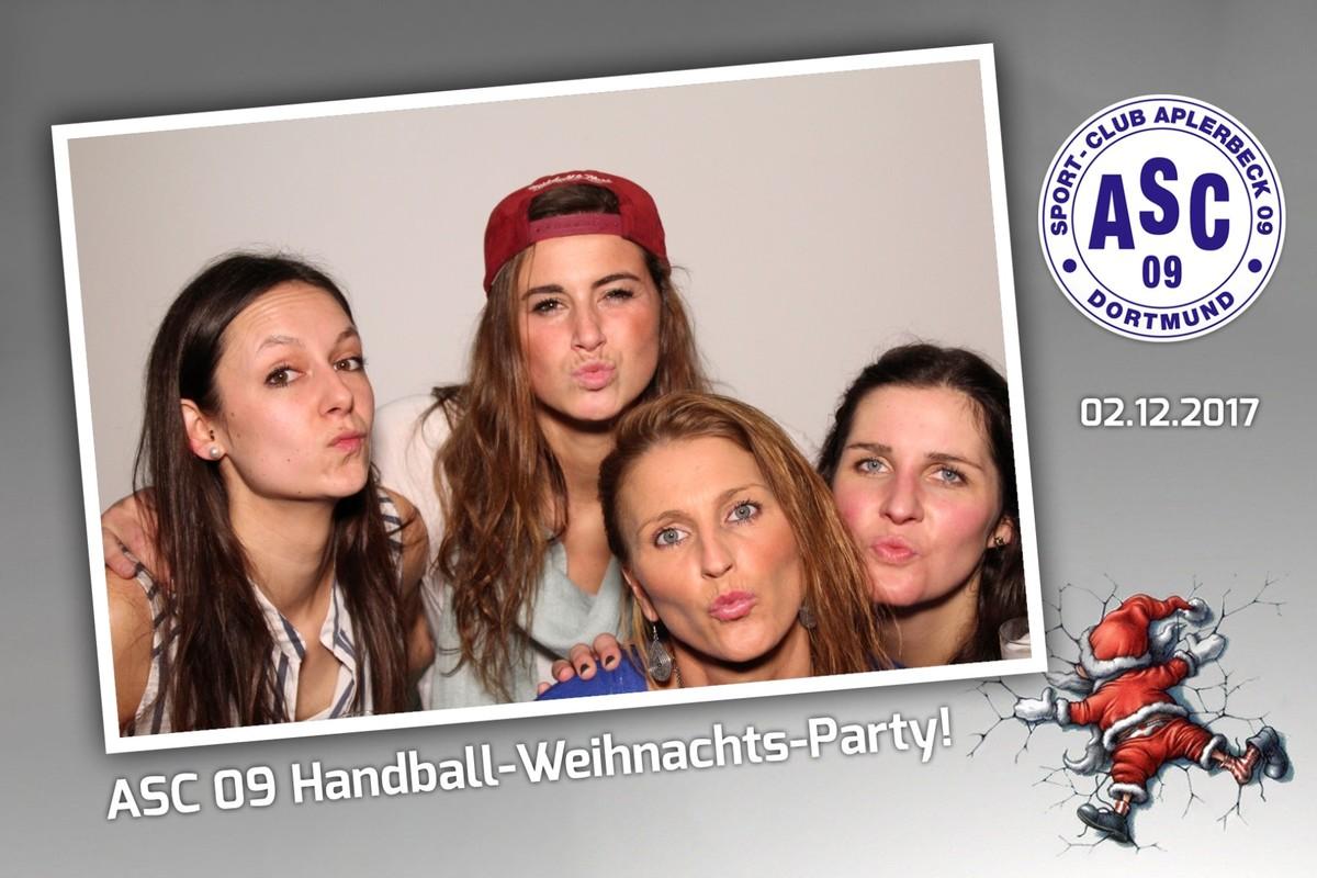Handball Weihnachtsfeier 2017-15