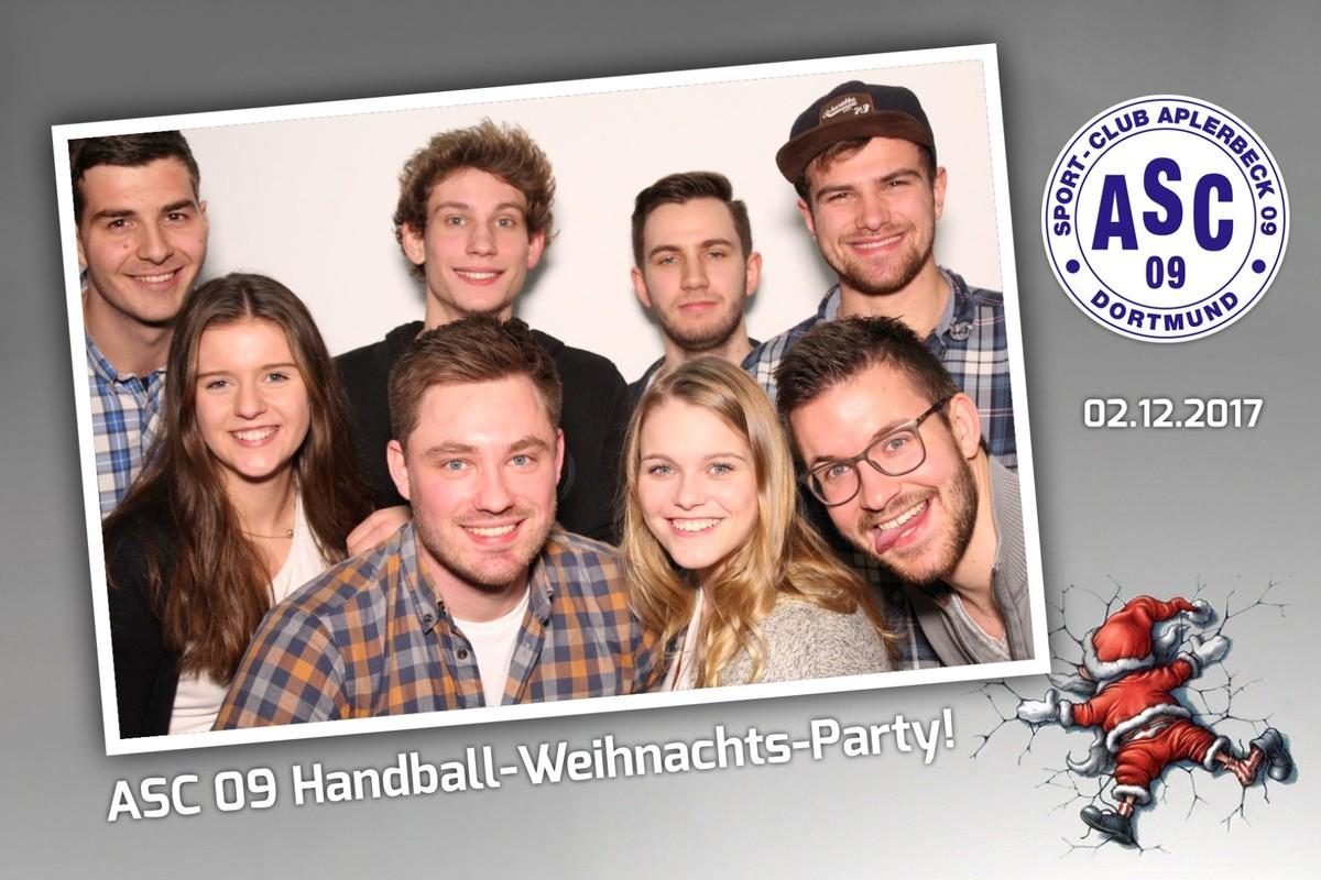 Handball Weihnachtsfeier 2017-16