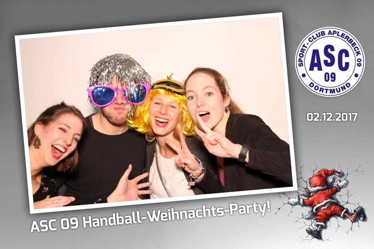 Handball Weihnachtsfeier 2017-17