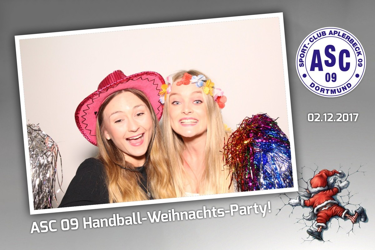 Handball Weihnachtsfeier 2017-18