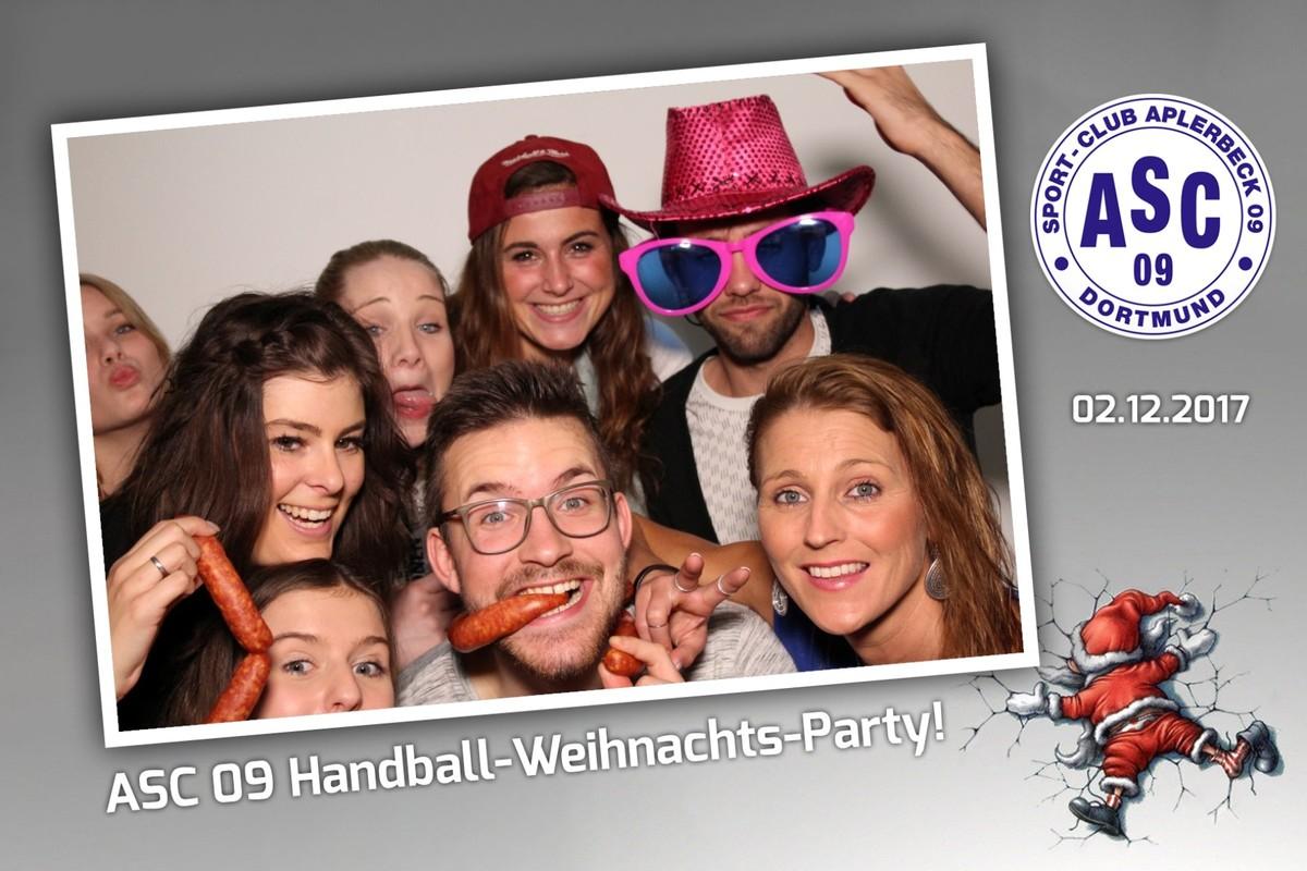 Handball Weihnachtsfeier 2017-19