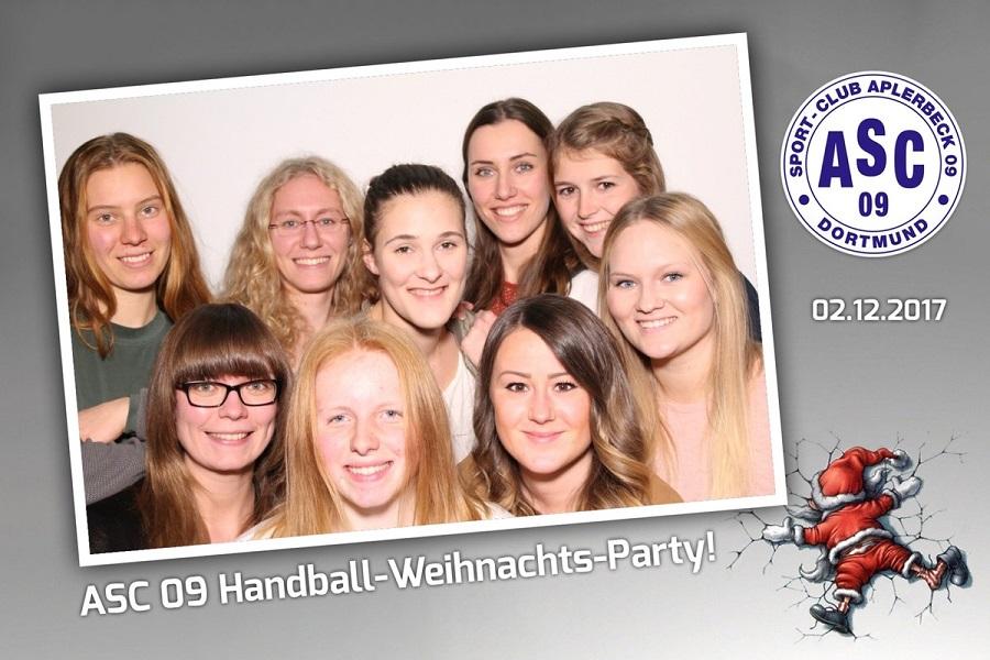 Handball Weihnachtsfeier 2017-2