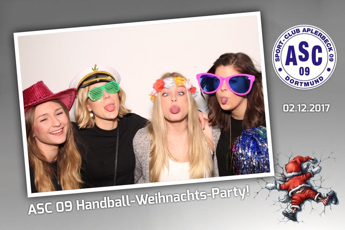 Handball Weihnachtsfeier 2017-20