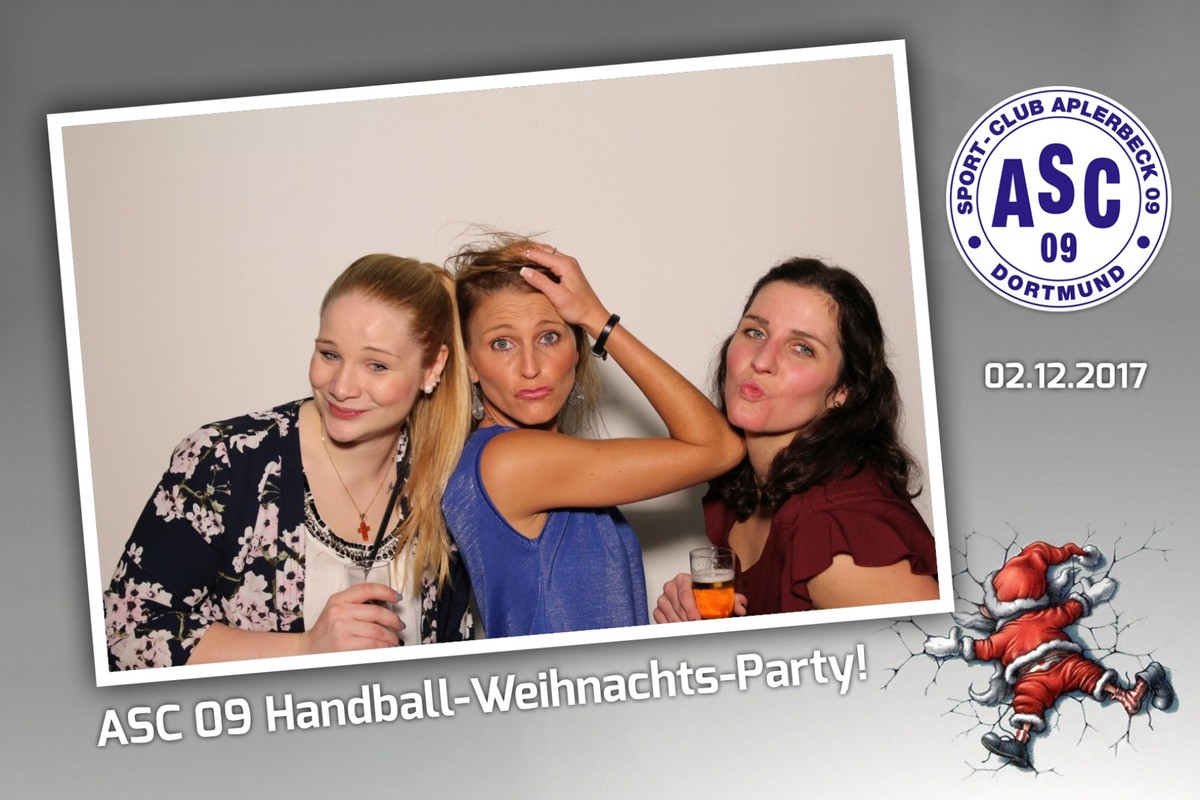 Handball Weihnachtsfeier 2017-22