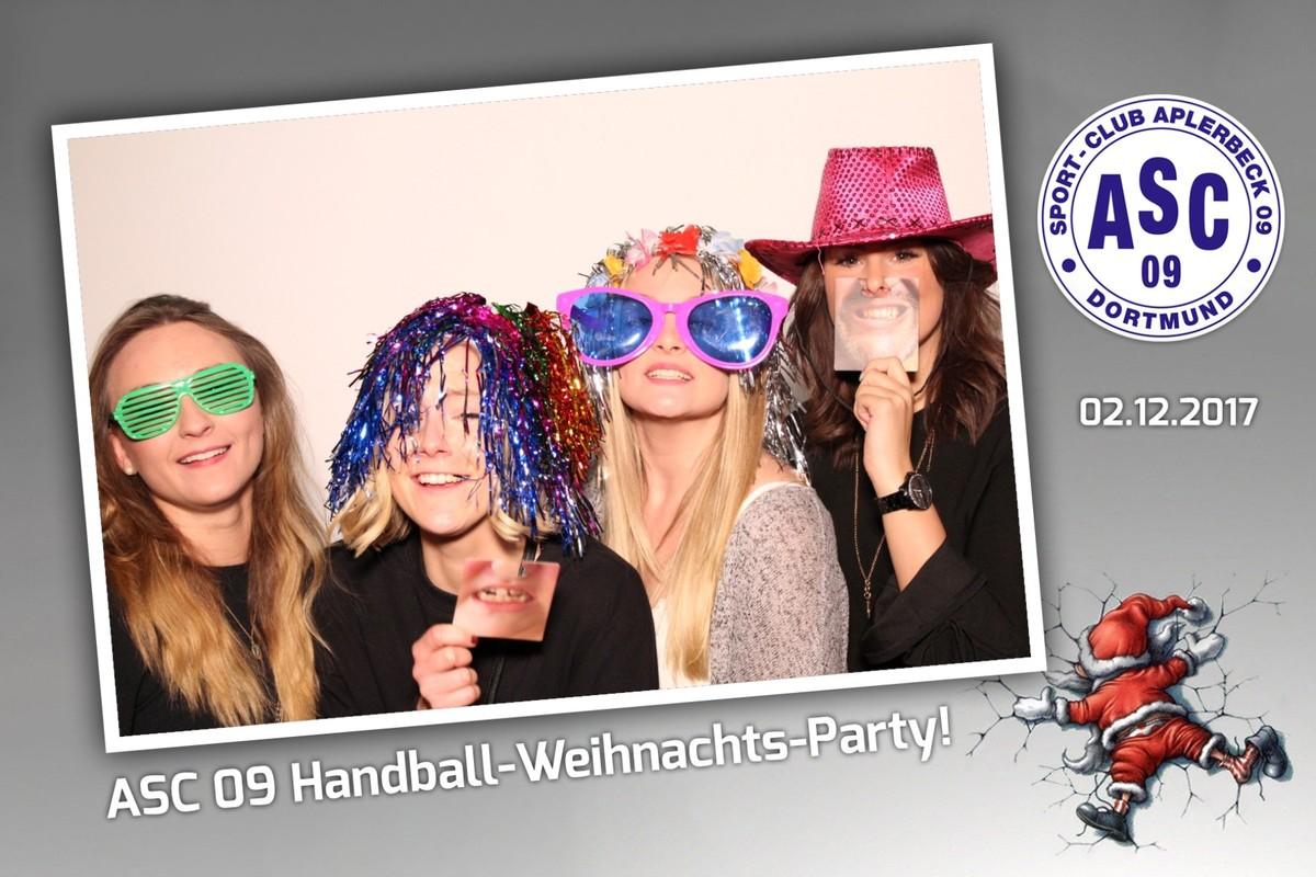 Handball Weihnachtsfeier 2017-23