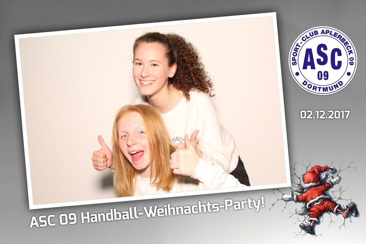 Handball Weihnachtsfeier 2017-24