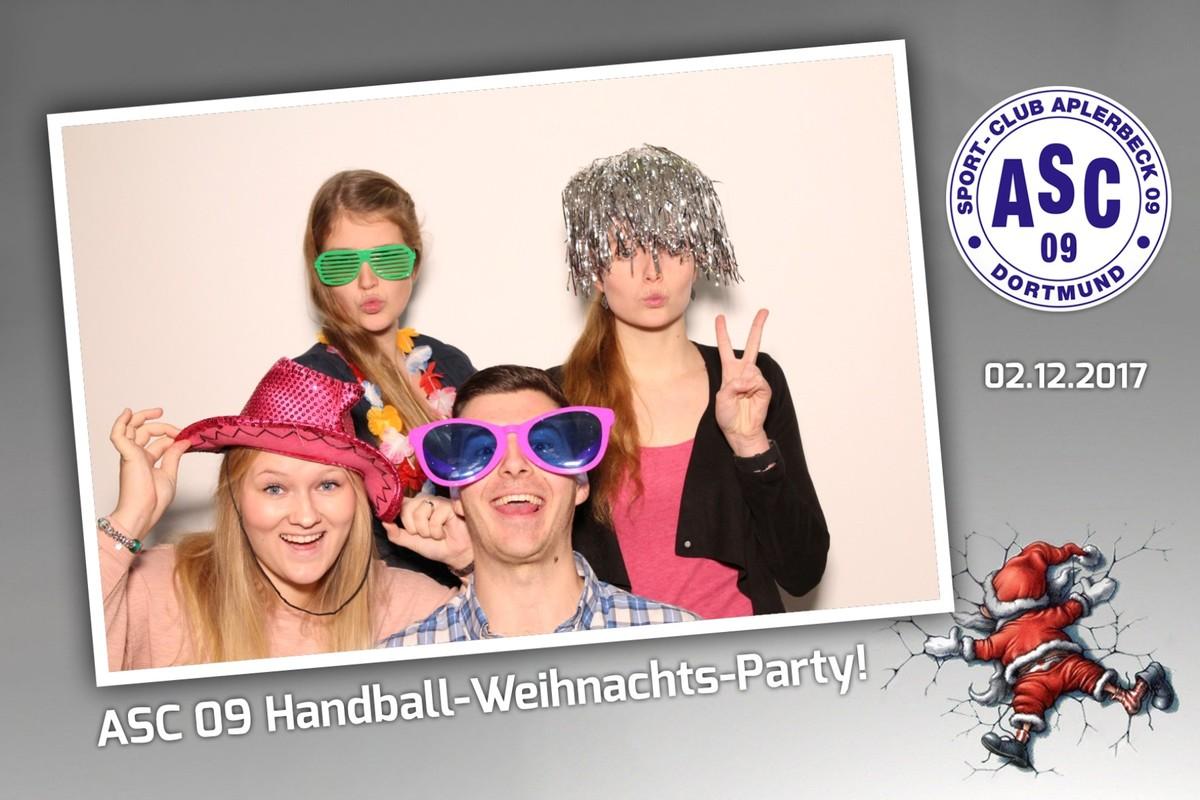 Handball Weihnachtsfeier 2017-27