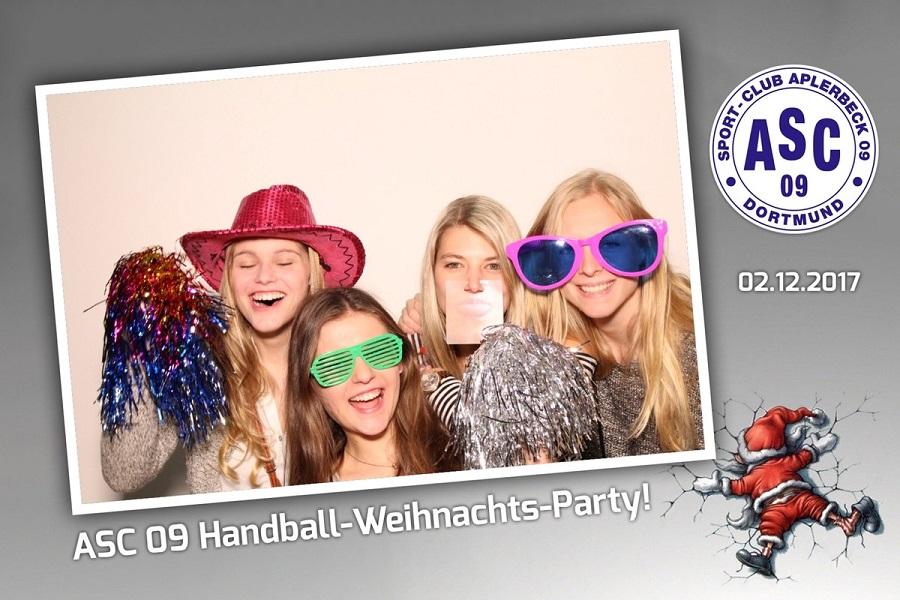 Handball Weihnachtsfeier 2017-29