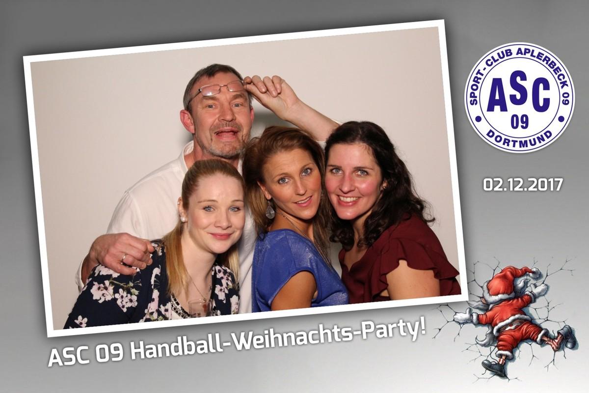 Handball Weihnachtsfeier 2017-3