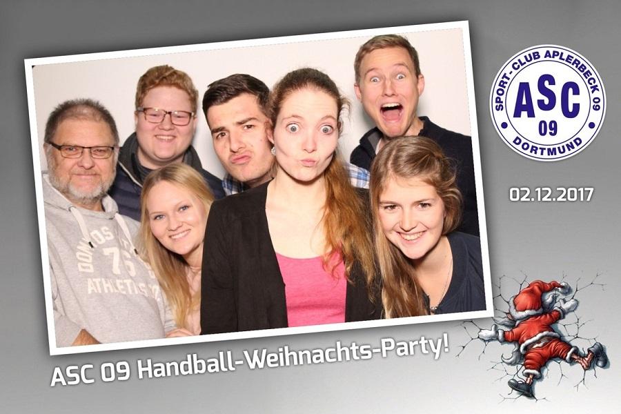 Handball Weihnachtsfeier 2017-30