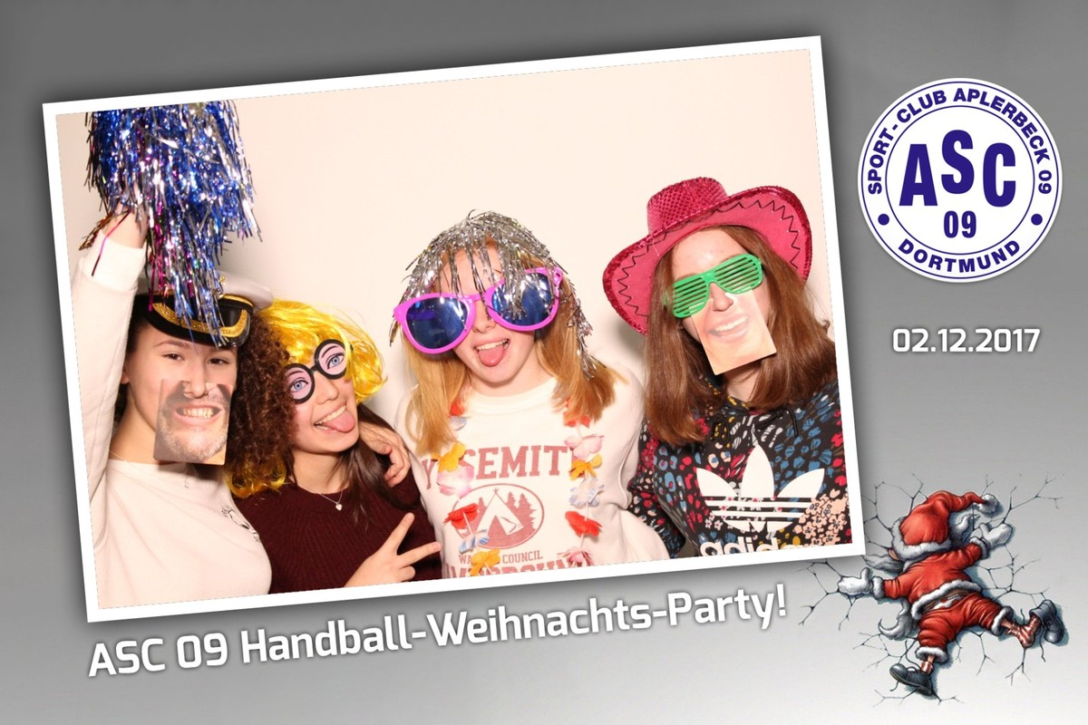 Handball Weihnachtsfeier 2017-31