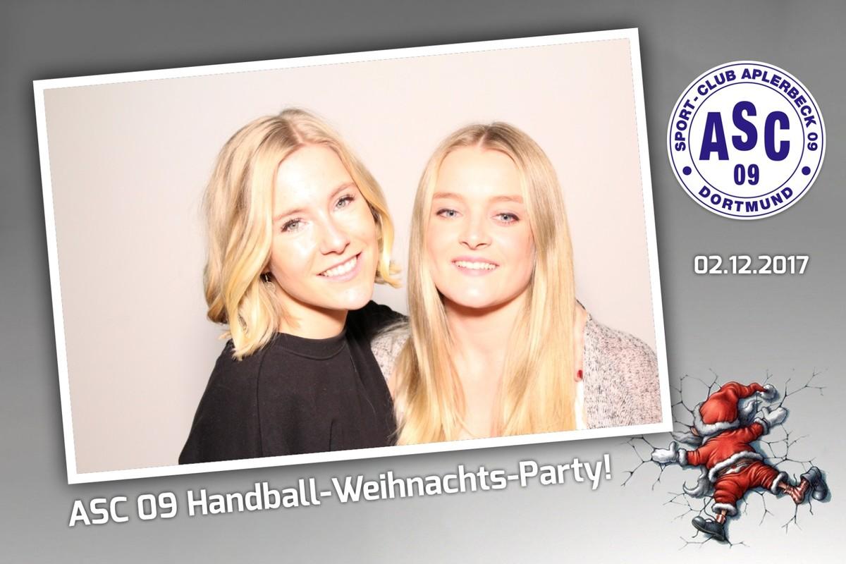 Handball Weihnachtsfeier 2017-4