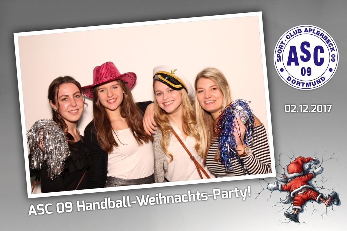 Handball Weihnachtsfeier 2017-5